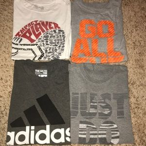 Athletic T-shirt Pack